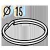 anneau 15