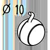 corde 10