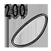 élastique 200
