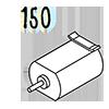 moteur elec. 150