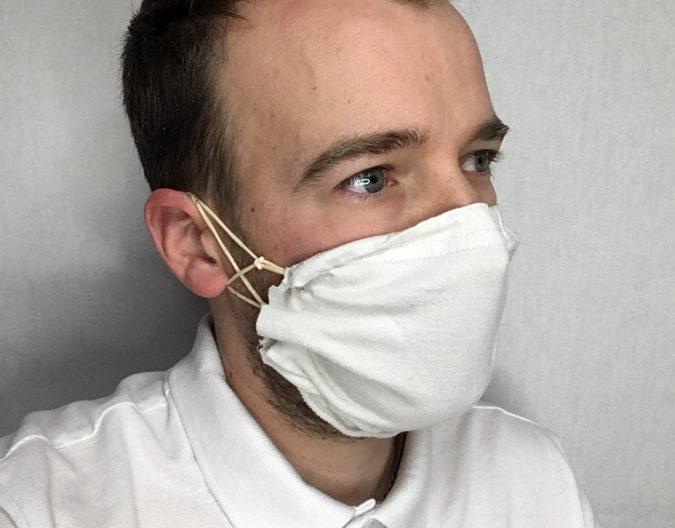 Masque à virus
